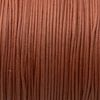 Fil Coton 1,5mm Marron (x 2m)