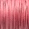 Fil Coton 1 mm Rose Dragée (x 2m)