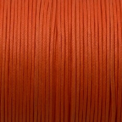 Fil Coton 1mm Orange (x 2m)