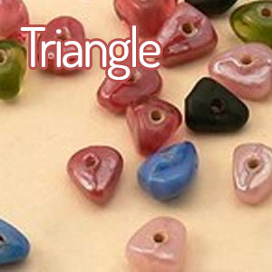 perle fantaisie triangle