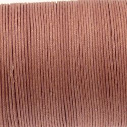 Fil Coton 0,5mm marron clair ficelle (x 2m)